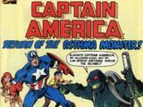 Captain America: Return of the Asthma Monster Vol 1