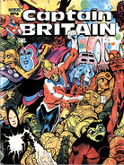 Captain Britain Vol 2 6