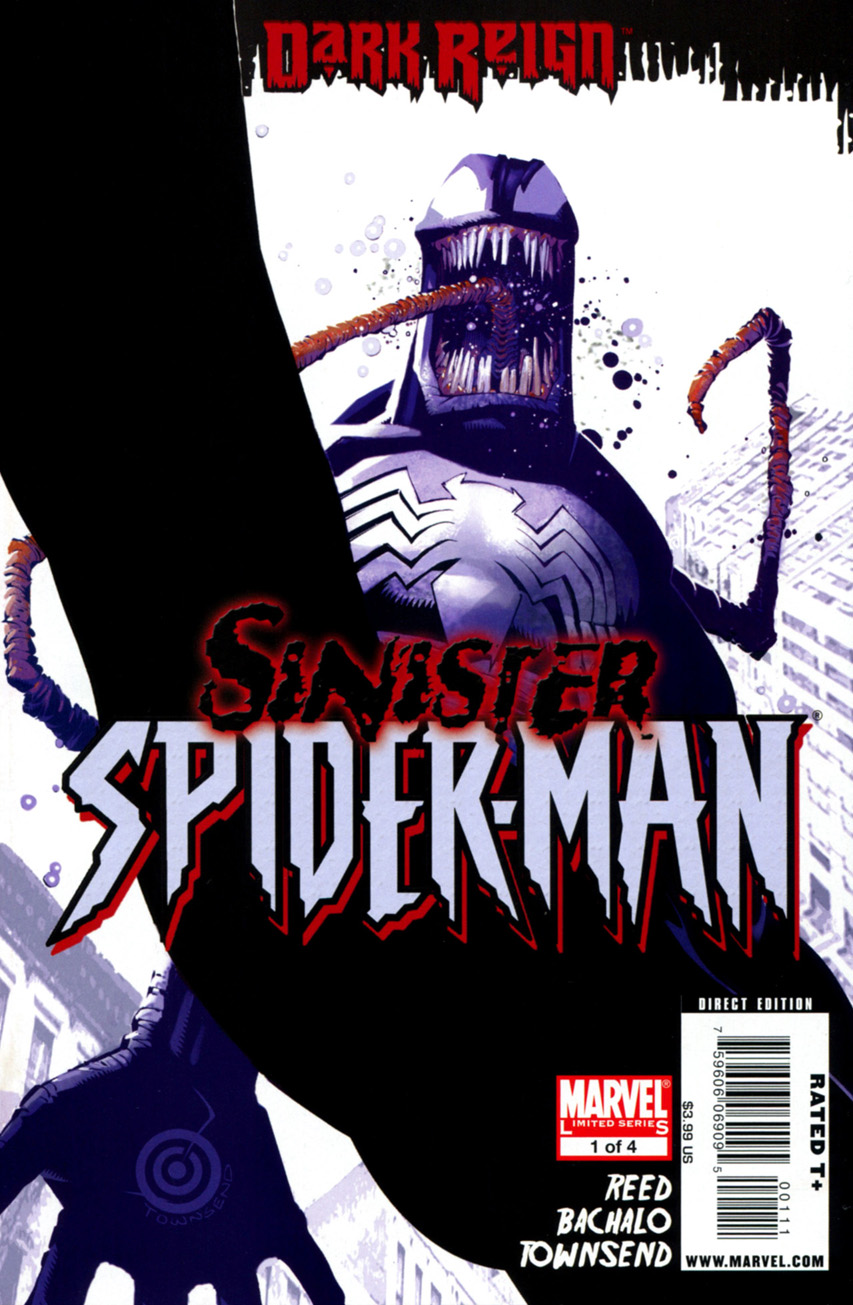 Dark Reign Sinister Spider-Man Vol 1 1