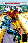 Darkhawk Annual Vol 1 1