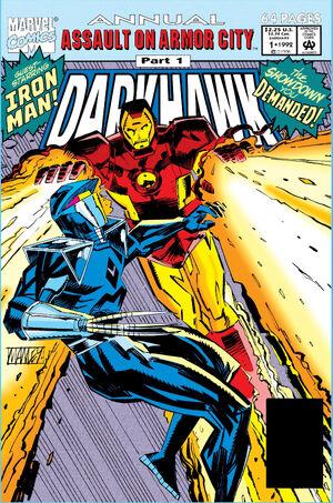 Darkhawk Annual Vol 1 1
