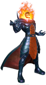 Dormammu (Earth-30847) from Marvel vs. Capcom Infinite 0001