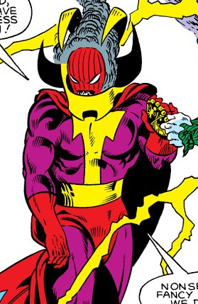 Dormammu (Earth-83840) from What If? Vol 1 40 0001