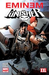Eminem/The Punisher Vol 1 1