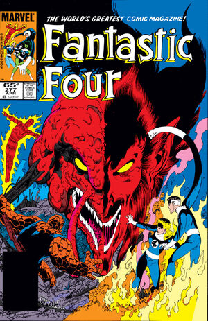 Fantastic Four Vol 1 277