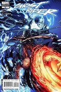 Ghost Rider Vol 6 28 Silvestri Variant