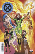 House of X Vol 1 2 Character Decades Variant