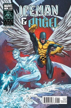 Iceman and Angel Vol 1 1