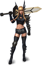 Illyana Rasputina (Earth-TRN012) from Marvel Future Fight 002