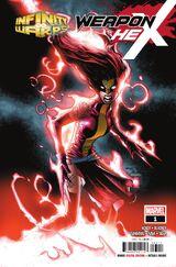 Infinity Wars: Weapon Hex Vol 1 1