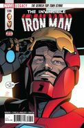 Invincible Iron Man Vol 1 599