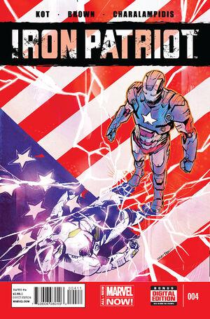 Iron Patriot Vol 1 4