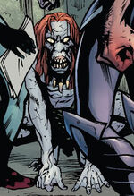 Kingsley Rice (Zombie Clone) (Earth-616) from Marvel Zombies Supreme Vol 1 1 0001