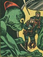 Lizardman from Spaceman Vol 1 2 0001