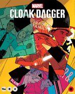 Marvel's Cloak & Dagger poster 013