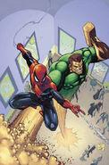 Marvel Adventures Spider-Man Vol 1 6 Textless