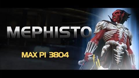Mephisto Special Moves Marvel Contest of Champions