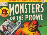 Monsters on the Prowl Vol 1 22