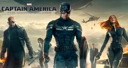 Movie - Captain America The Winter Soldier