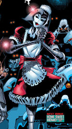 Nanny (Magneto's Robot) (Earth-616) from Uncanny X-Men Vol 1 347 001