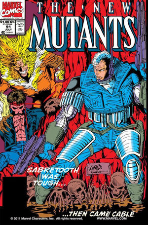New Mutants Vol 1 91