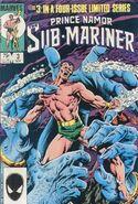 Prince Namor the Sub-Mariner Vol 1 3