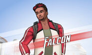 Samuel Wilson (Earth-TRN562) from Marvel Avengers Academy 002