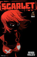 Scarlet Vol 1 2 Oeming Variant
