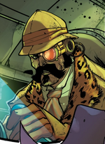 Sergei Kravinoff (Earth-803) from Spider-Verse Vol 1 1 0001