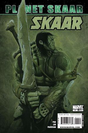 Skaar Son of Hulk Vol 1 11