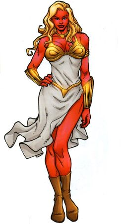 Tamara Rahn (Earth-616) from Official Handbook of the Marvel Universe A-Z Update Vol 1 3 001