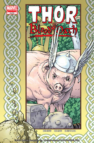Thor Blood Oath Vol 1 4
