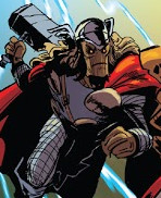 Thor Odinson (Earth-TRN713) from Groot Vol 1 2 0001