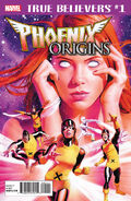 True Believers Phoenix Origins Vol 1 1