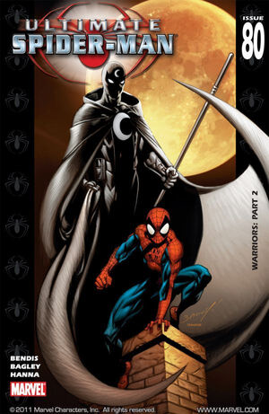Ultimate Spider-Man Vol 1 80