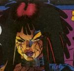 Vana (Earth-616) from Ghost Rider Wolverine Punisher The Dark Design Vol 1 1 001