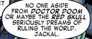 Victor von Doom (Earth-91101) from Spider-Man The Clone Saga Vol 1 2 001