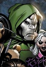Victor von Doom (Earth-95019)