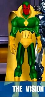 Vision (Earth-6109) Marvel Ultimate Alliance