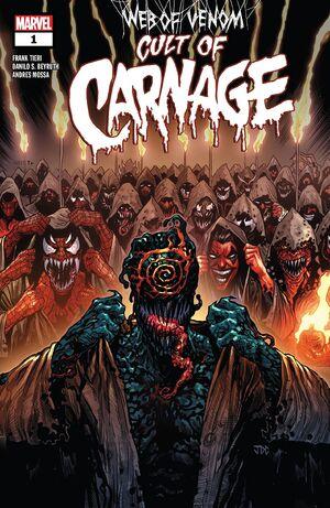 Web of Venom Cult of Carnage Vol 1 1