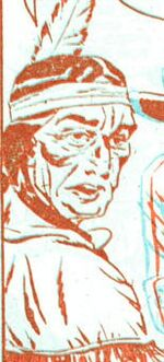 White Feather (Earth-616) from 3-D Tales of the West Vol 1 1 0001