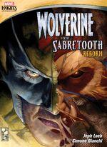 Wolverine Versus Sabretooth Reborn