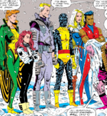 X-Force (Earth-84309) from X-Force Annual Vol 1 1 001