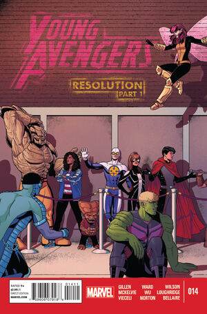 Young Avengers Vol 2 14