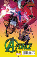 A-Force Vol 1 1 Dauterman Variant