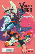 All-New X-Men Vol 1 33 Ferry Variant