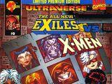 All New Exiles Vs. X-Men Vol 1 0