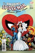 Amazing Spider-Man Renew Your Vows Vol 2 1 Romita Sr. Variant
