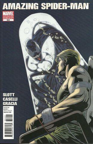File:Amazing Spider-Man Vol 1 654 Second Printing Variant.jpg