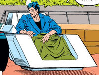 Anthony Stark's Anti-Grav Wheelchair from Iron Man Vol 1 247 0001